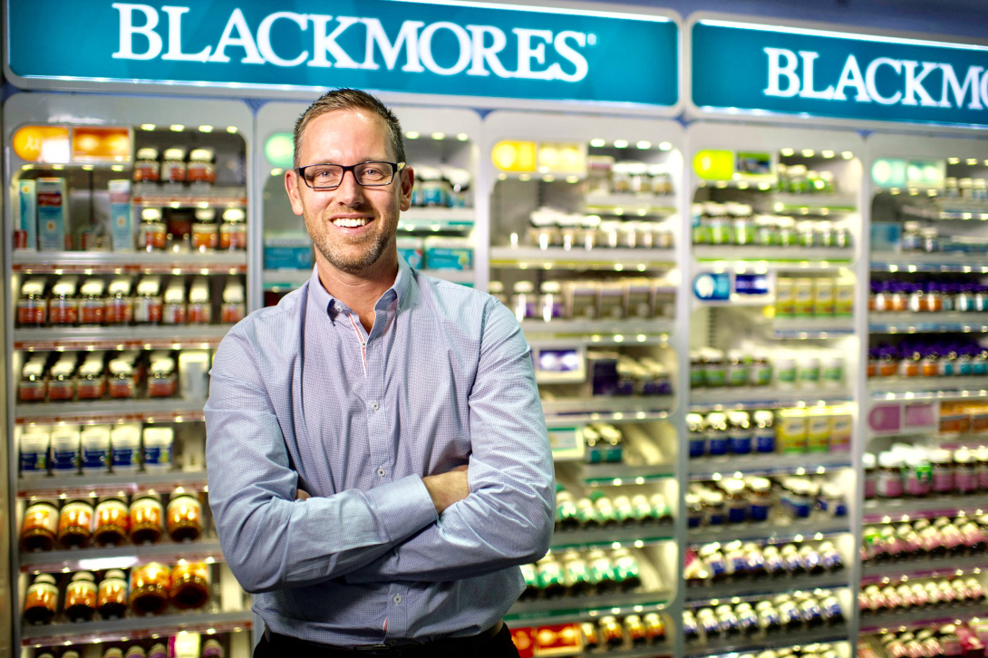 Blackmores Stockists